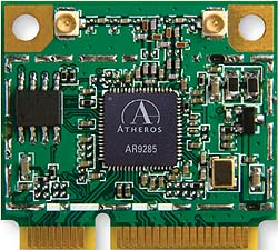 Atheros ar5b125 network driver wireless qualcomm adapter