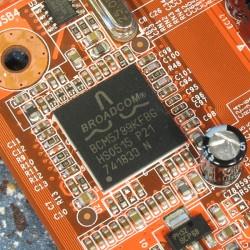 Netlink bcm57780 gigabit ethernet pcie