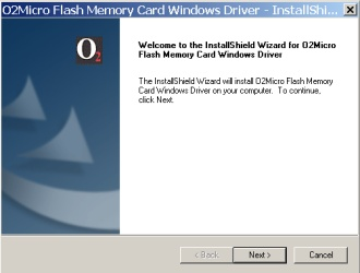 Ricoh® SD Memory Card Reader/Writer Driver (Windows 7