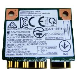 realtek rtl8723be 802.11 bgn wifi adapter драйвер