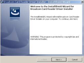 broadcom card reader driver windows 10